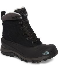 The North Face - Chilkat Iii Waterproof Insulated Boot - Lyst