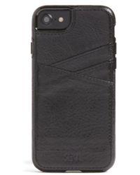 Sena - Lugano Iphone 7 Wallet Case - Lyst