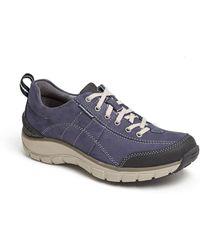 Clarks - Clarks 'wave Trek' Waterproof Sneaker - Lyst