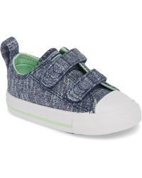 ef469a1d199c Lyst - Converse Chuck Taylor All Star One Star Low-top Sneaker in ...