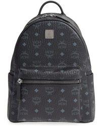 MCM | Small Stark - Visetos Backpack | Lyst