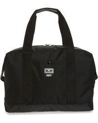 Obey - Drop Out Duffel Bag - - Lyst