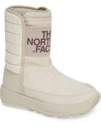 The North Face - Ozone Park Waterproof Boot - Lyst