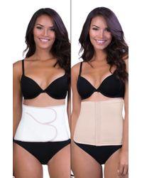 Belly Bandit - Belly Bandit B.f.f. Premier Post Pregnancy Belly Wrap & Protective Belly Shield Set - Lyst