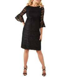 TIFFANY ROSE - Jane Lace Maternity Dress - Lyst