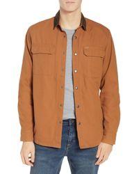 Volcom - Larkin Classic Fit Jacket - Lyst