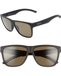 e0ba6a9c51 Lyst - Smith Agency 54mm Chromapop(tm) Polarized Sunglasses in Brown ...