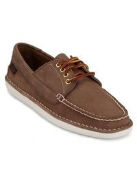 G.H.BASS - Whitford Boat Shoe - Lyst