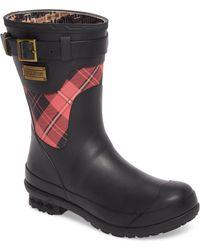 PENDLETON BOOT - Pendleton Heritage Cunningham Tartan Short Boot - Lyst