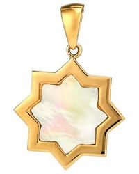 Asha - Kismet Small Mother-of Pearl Charm - Lyst