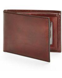 Bosca - Id Passcase Wallet - Lyst