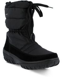 Spring Step - Lucerne Waterproof Drawstring Boot - Lyst