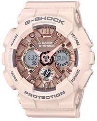 G-Shock - G-shock S-series Ana-digi Watch - Lyst
