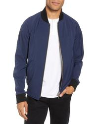 Theory - Furg Hl Neoteric Bomber Jacket - Lyst