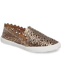 Klub Nico - Sydney Perforated Sneaker - Lyst