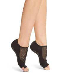ToeSox - Luna Half Toe Gripper Socks - Lyst