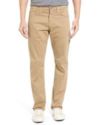 Mavi Jeans - Matte Relaxed Fit Jeans - Lyst