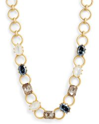 Kate Spade - Stone Necklace - Lyst