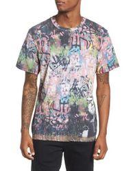 ELEVEN PARIS - Prey Graphic T-shirt - Lyst
