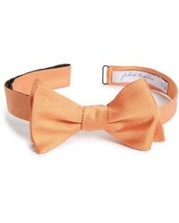 John W. Nordstrom - John W. Nordstrom Dot Silk Bow Tie - Lyst