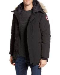 Canada Goose - Chateau Parka With Genuine Coyote Fur Trim - Lyst