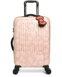 Herschel Supply Co. X Hello Kitty Trade Small 23-inch Rolling Suitcase