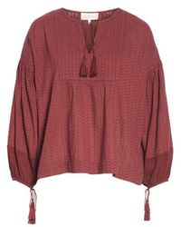 The Great - The Panel Tunic Top - Lyst