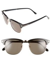Tom Ford - 'henry' 53mm Polarized Sunglasses - Lyst
