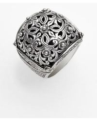 Konstantino - 'classics' Filigree Dome Ring - Lyst