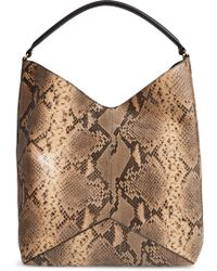 Dries Van Noten - Leather Hobo Bag - Lyst