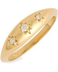 ICONERY - X Michelle Branch Diamond Ring - Lyst