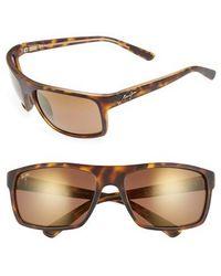 Maui Jim   Byron Bay 62mm Polarized Sunglasses   Lyst