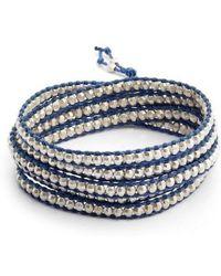 Chan Luu - Beaded Multistrand Bracelet - Lyst