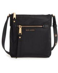 Marc Jacobs | Trooper Nylon Crossbody Bag | Lyst