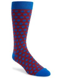 Ted Baker - Spot Socks - Lyst