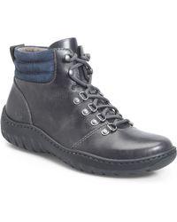 2776ee253b88 Lyst - Born Men s Hollis Leather Boot in Black for Men