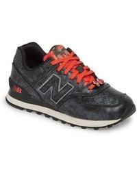 New Balance - X Disney 574 Sneaker - Lyst