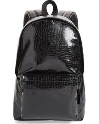 Comme des Garçons - Small Faux Leather Backpack - Lyst
