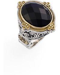 Konstantino - 'nykta' Faceted Stone Ring - Lyst