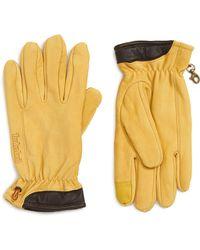 Timberland - Seabrook Beach Boot Nubuck Touchscreen Gloves - Lyst