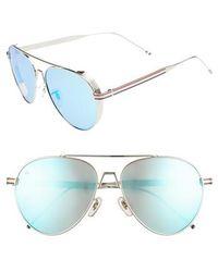 Privé Revaux - The G.o.a.t. 61mm Polarized Aviator Sunglasses - - Lyst