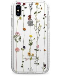 Casetify - Floral Impact Iphone X Case - - Lyst