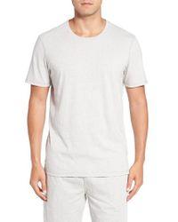 Daniel Buchler - Recycled Cotton Blend T-shirt - Lyst