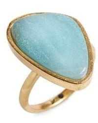 Madewell - Foretell Semiprecious Stone Ring - Lyst