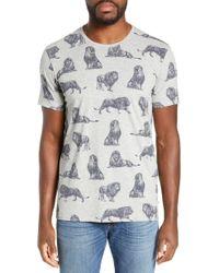 Bonobos - Royal Lions Slim Fit T-shirt - Lyst
