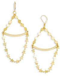 Mad Jewels - Magellan Statement Earrings - Lyst