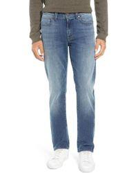 Fidelity - Jimmy Slim Straight Leg Jeans - Lyst