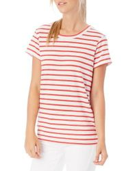 Alternative Apparel - Ideal Stripe Lounge Tee - Lyst