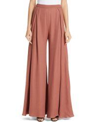 Jacquemus - Le Pantalon Noia Wide Leg Pants - Lyst