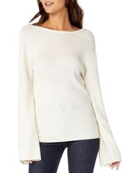 Michael Stars - Front To Back Convertible Sweater - Lyst